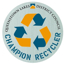 queenstown lakes district council champion recycler