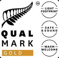 Nomad Safaris Qualmark Gold Award Light Footprint Safe & Sound Warm Welcome
